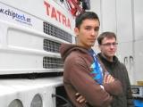 S Tatrou na přímý záběr